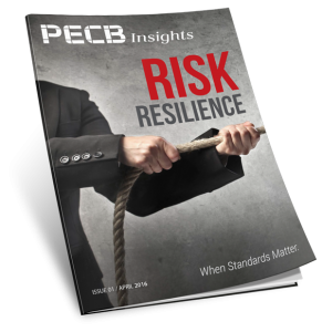 PECB Insights Risk Resilience