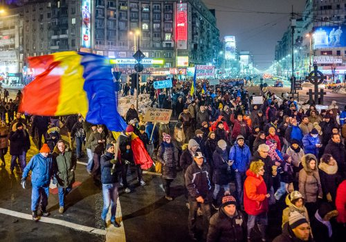 Fighting Corruption Romania