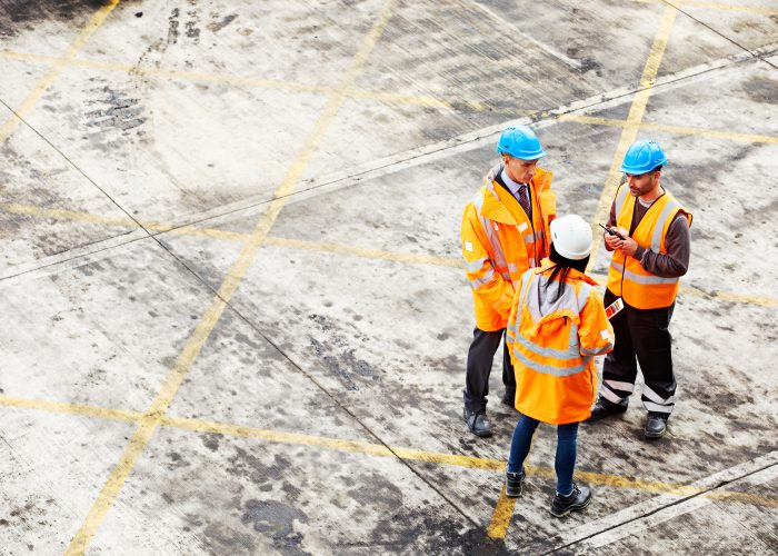 The Development of ISO 45001 Standard