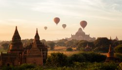 Myanmar: The Golden Land