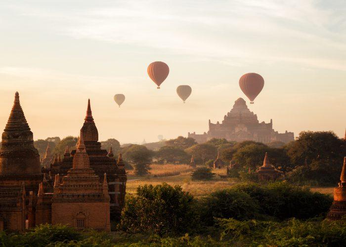 Myanmar: The Golden Land