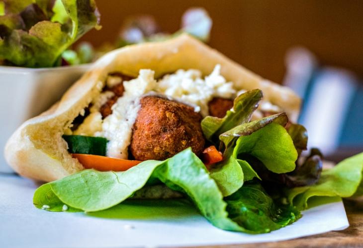egypt-oriental-food-Falafel-Middle-Eastern-Food