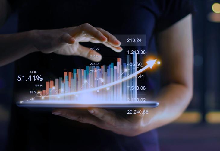 hologram-virtual-graph-chart