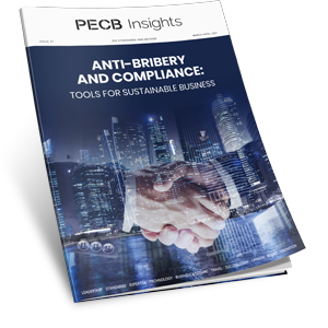 PECB Insights - ISSUE 31 / MARCH- APRIL 2021